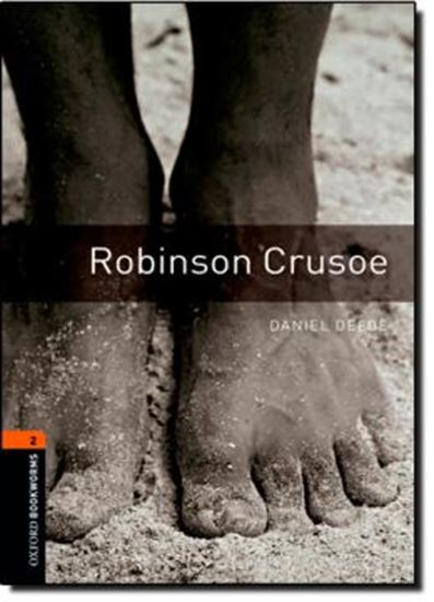 Picture of ROBINSON CRUSOE - OXFORD BOOKWORMS LIBRARY LEVEL 2