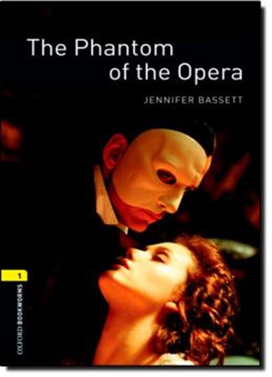 Picture of THE PHANTOM OF THE OPERA - OXFORD BOOKWORMS LIBRARY 1