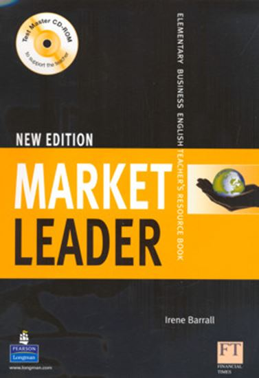 Picture of MARKET LEADER ELEMENTARY TB WITH CD-ROM