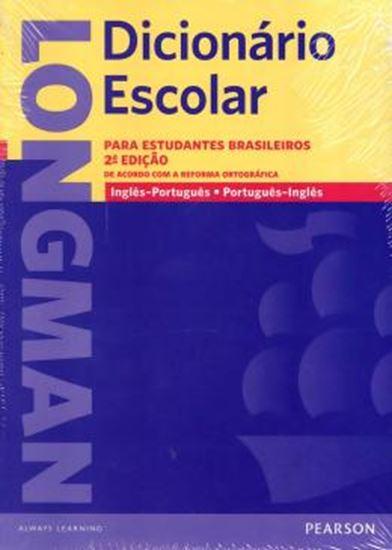 Picture of LONGMAN DICIONARIO ESCOLAR ING/PORT - PORT/ING - COM WORKBOOK - NOVA ORTOGRAFIA - 2ª EDICAO