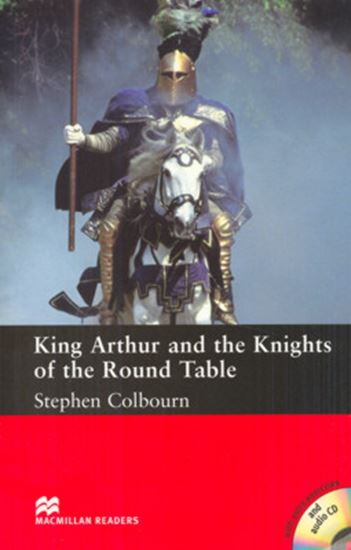 Picture of KING ARTHUR AND THE KNIGHTS OF THE ROUND TABLE WITH CD - INTERMEDIATE