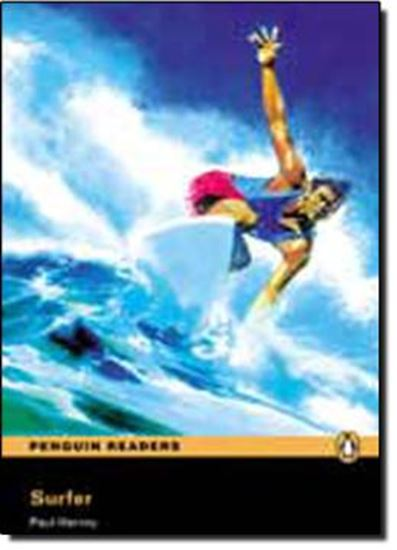 Picture of SURFER - PENGUIN READERS LEVEL 1 - BOOK WITH AUDIO CD
