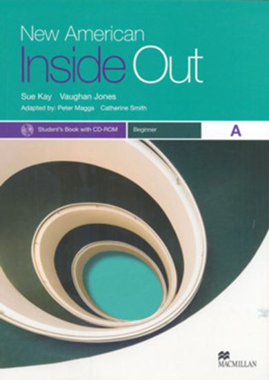 Picture of NEW AMERICAN INSIDE OUT BEGINNER SB A WITH CD-ROM
