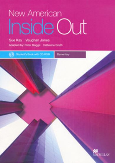 Picture of NEW AMERICAN INSIDE OUT ELEMENTARY SB WITH CD-ROM