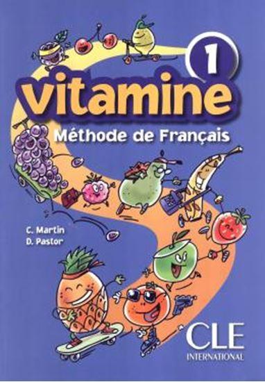 Picture of VITAMINE 1 - LIVRE DE L´ELEVE