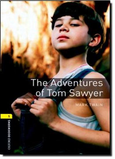 Picture of THE ADVENTURES OF TOM SAWYER - OXFORD BOOKWORMS LIBRARY 1