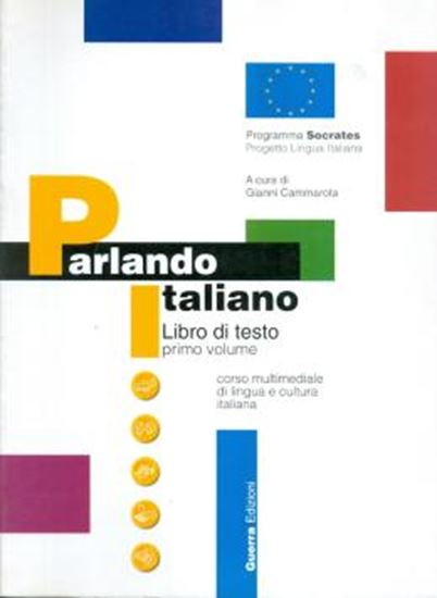 Picture of PARLANDO ITALIANO 1 - LIBRO DI TESTO