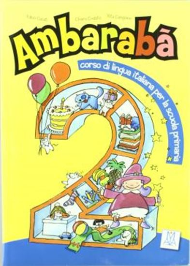 Picture of AMBARABA 2 - LIBRO DELLO STUDENTE + 2 CD AUDIO