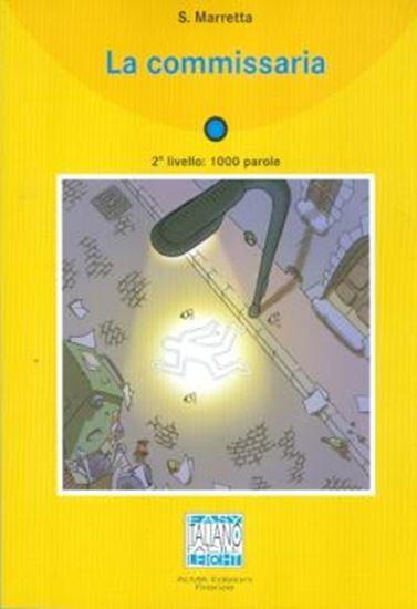Picture of COMMISSARIA, LA - LIBRO + CD AUDIO