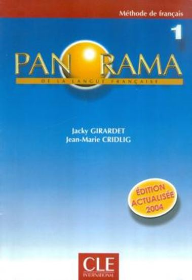 Picture of PANORAMA LIVRE DE L´ELEVE 1  (EDITION ACTUALISEE)