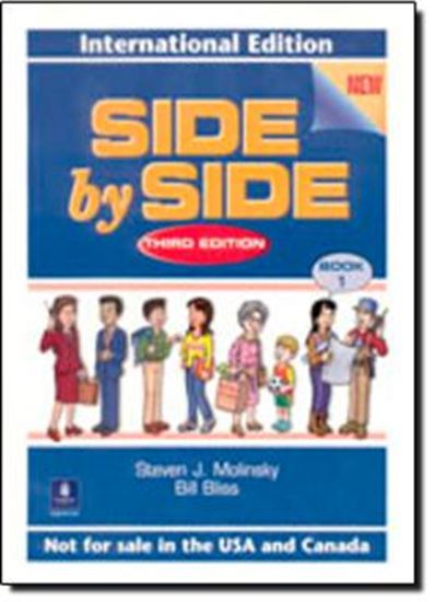 Picture of SIDE BY SIDE 1 - STUDENT`S BOOK - (THIRD EDITION)