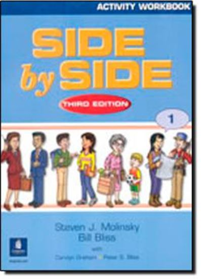 Picture of SIDE BY SIDE 1 -ACTIVITY WORKBOOK (THIRD EDITION) - BOOK 1