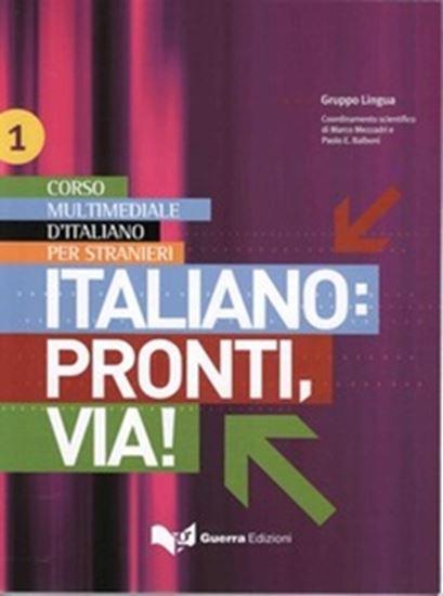 Picture of ITALIANO: PRONTI, VIA! 1 - LIBRO DELLO STUDENTE