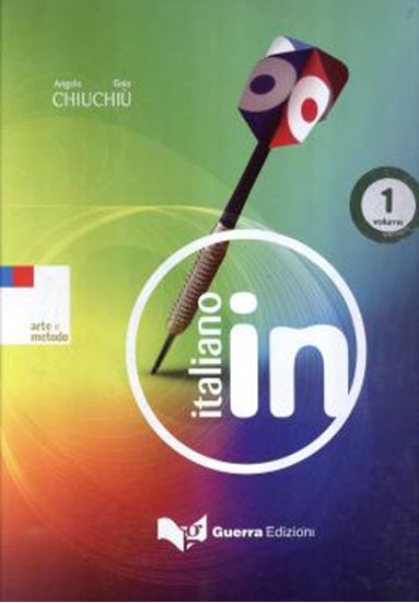 Picture of ITALIANO IN 1 A1/A2 - LIBRO + CD AUDIO
