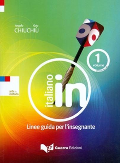 Picture of ITALIANO IN 1 A1/A2 - LINEE GUIDA PER L´INSEGNANTE - LIBRO + CD AUDIO