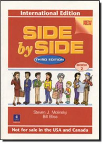 Picture of SIDE BY SIDE 2 - STUDENT`S BOOK (NEW EDITION)