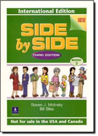 Picture of SIDE BY SIDE 3 - STUDENT`S BOOK - THIRD EDITION