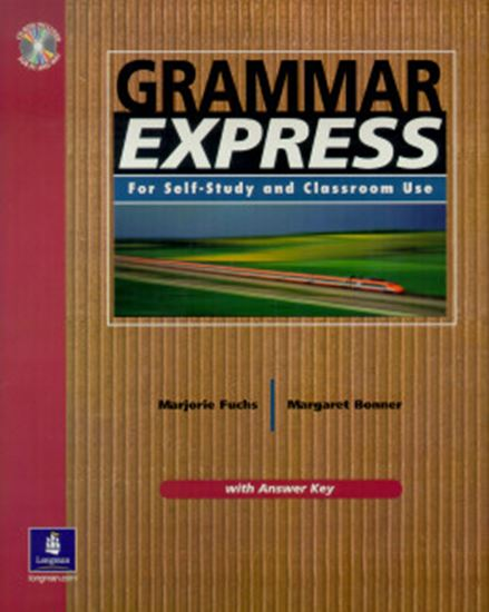 Picture of GRAMMAR EXPRESS WITH KEY + CD-ROM SELF-STUDY