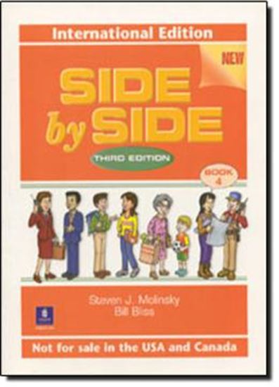 Picture of SIDE BY SIDE 4 - STUDENT`S BOOK - THIRD EDITION