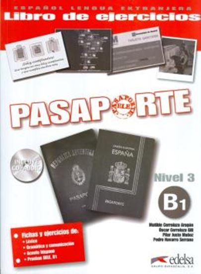 Picture of PASAPORTE 3 - LIBRO DE EJERCICIOS + CD AUDIO B1