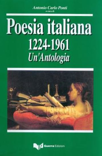 Picture of POESIA ITALIANA 1224-1961 - UN´ANTOLOGIA