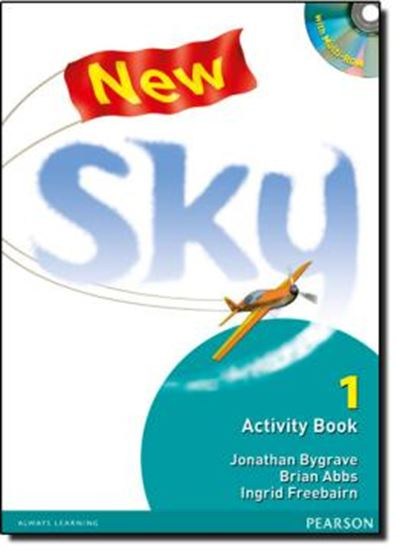 Picture of NEW SKY 1 -  WORKBOOK