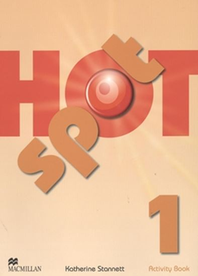Picture of HOT SPOT 1 - ACTIVITY BOOK