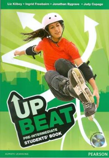 Picture of UPBEAT PRE INTERMEDIATE - STUDENT´S BOOK WITH MULTI-ROM PACK