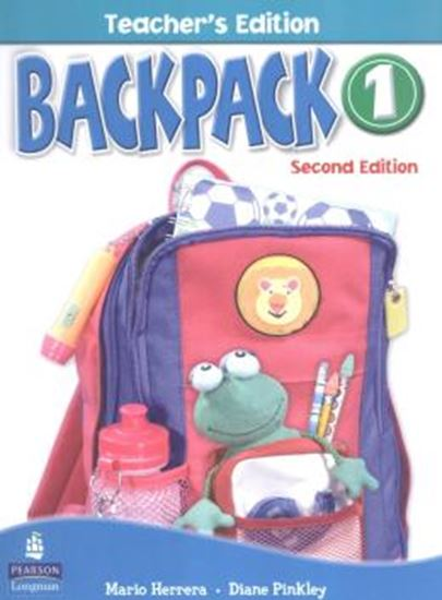 Picture of BACKPACK 1 TEACHER´S BOOK 1 SECOND EDITION