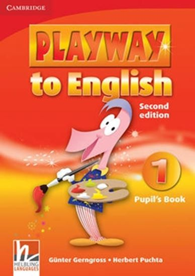 Picture of PLAYWAY TO ENGLISH 1 SB - 2ND ED
