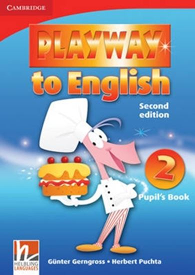 Picture of PLAYWAY TO ENGLISH 2 - STUDENT´S BOOK -2ND ED