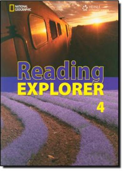 Picture of READING EXPLORER 4 INTERMEDIATE 2600 3000 HEADWORDS C1 SB WITH CD