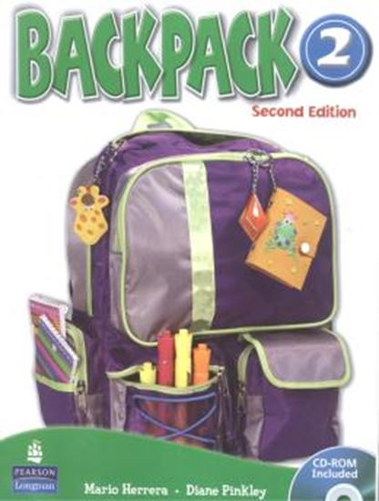 Picture of BACKPACK 2 STUDENT´S BOOK WITH CD-ROM SECOND EDITION
