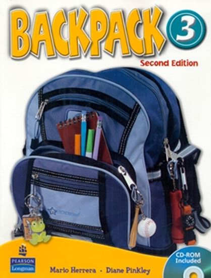 Picture of BACKPACK 3 STUDENT´S BOOK WITH CD ROM SECOND EDITION