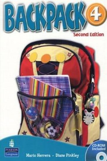 Picture of BACKPACK 4 STUDENT´S BOOK WITH CD ROM SECOND EDITION