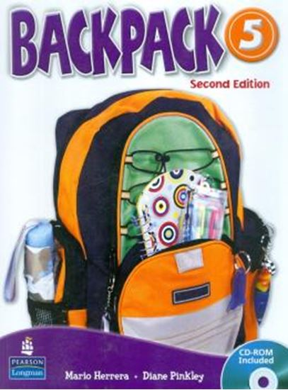Picture of BACKPACK 5 STUDENT´S BOOK WITH CD ROM SECOND EDITION