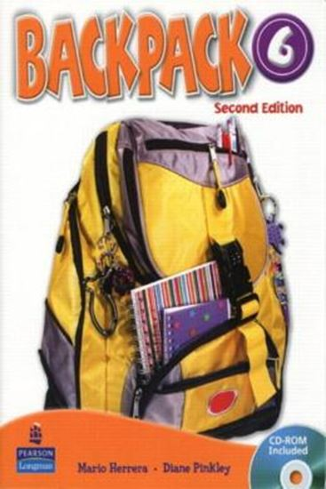 Picture of BACKPACK 6 WORKBOOK WITH AUDIO CD - SECOND EDITION