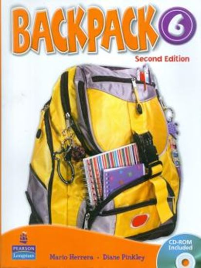 Picture of BACKPACK 6 SB W/CD ROM 2EDITION