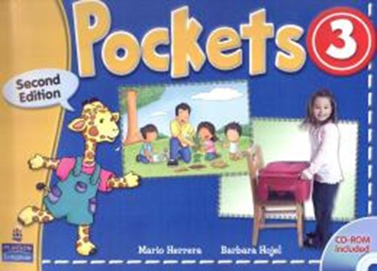 Picture of POCKETS 3 SB - WITH CD ROM - 2ND ED