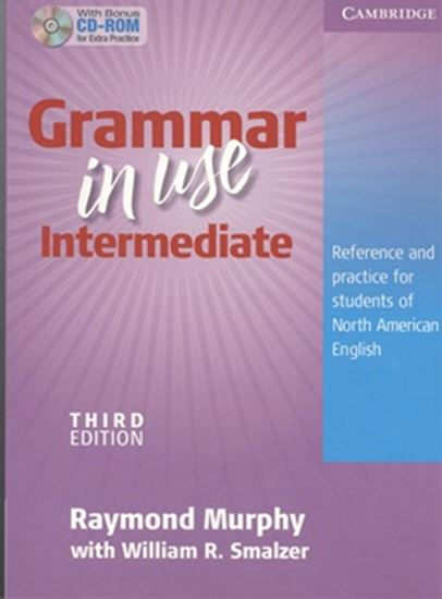 Picture of GRAMMAR IN USE INTERMEDIATE  WITHOUT ANSWERS AND CD-ROM - 3RD ED