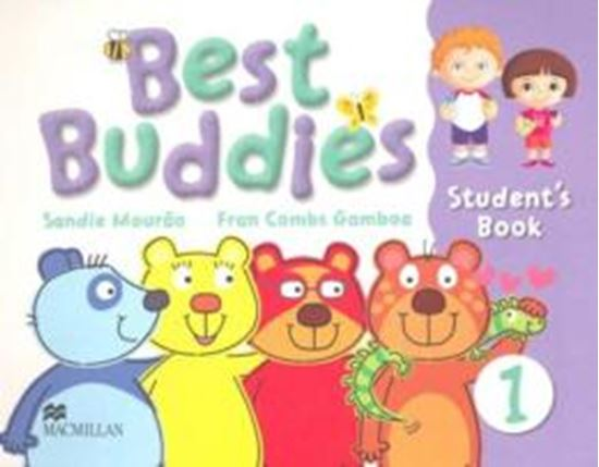 Picture of BEST BUDDIES 1 - STUDENT´S BOOK WITH AUDIO CD
