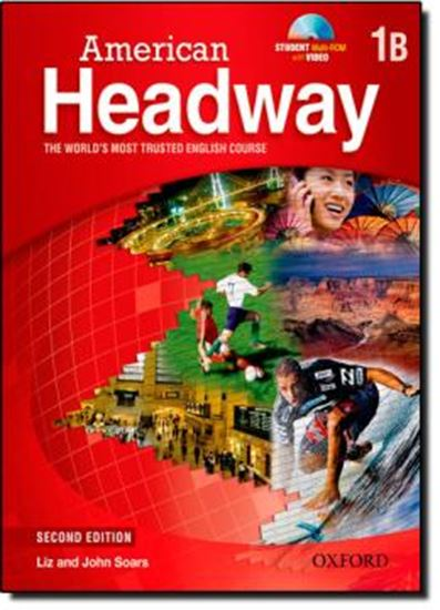 Picture of AMERICAN HEADWAY 1 B STUDENT´S BOOK WITH CD 2ND EDITION