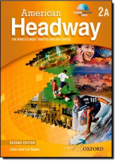 Picture of AMERICAN HEADWAY 2A STUDENT´S BOOK WITH CD - SECOND EDITION