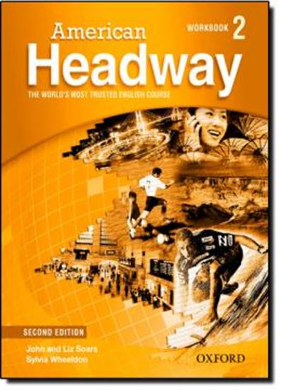 Picture of AMERICAN HEADWAY 2 WORKBOOK - 2ND EDITION