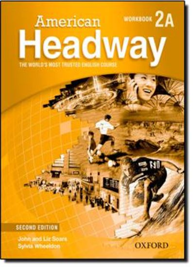 Picture of AM HEADWAY 2 WORKBOOK A - SECOND EDITION