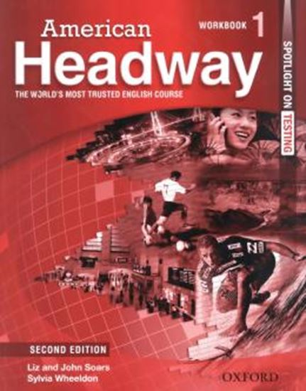 Picture of AMERICAN HEADWAY 1 WB 2ND ED