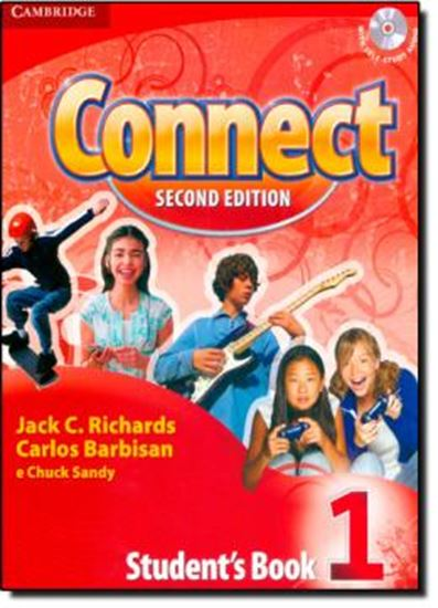 Picture of CONNECT 1 - STUDENT´S BOOK - (STUDENT´S BOOK / CD-AUDIO / READER) -  SECOND EDITION