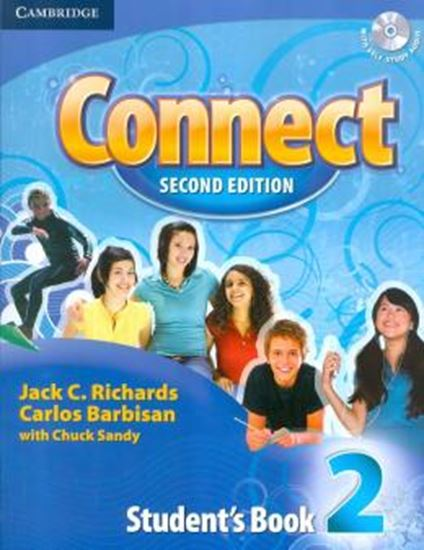Picture of CONNECT 2 (STUDENT´S BOOK / CD-AUDIO / READER) - INTERNATIONAL - SECOND EDITION