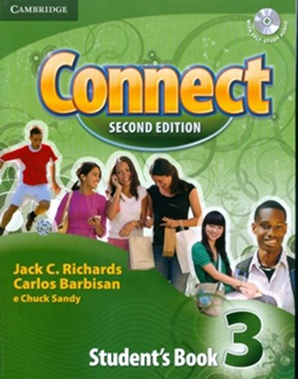 Picture of CONNECT 3 STUDENT´S BOOK - (STUDENT´S BOOK / CD-AUDIO / READER) - SECOND EDITION