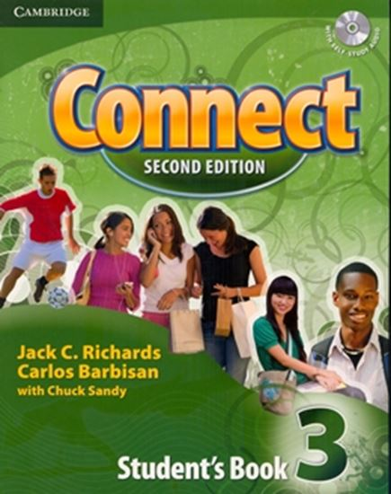 Picture of CONNECT 3 (STUDENT´S BOOK / CD-AUDIO / READER) - INTERNATIONAL - SECOND EDITION